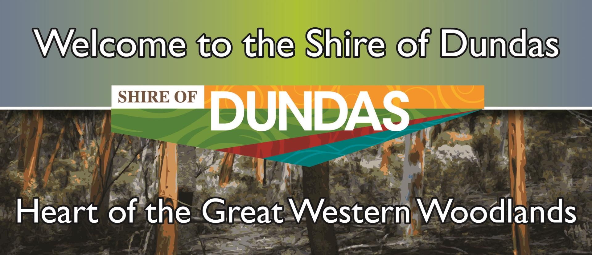Welcome to the Shire of Dundas